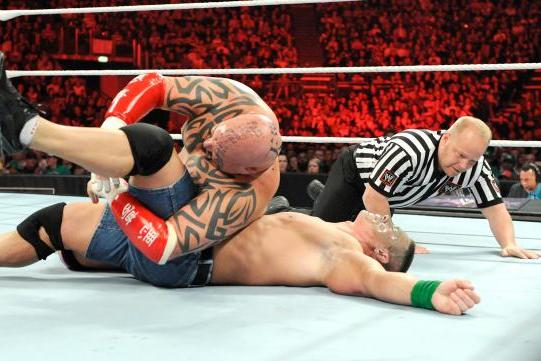 WWE Extreme Rules 2012: John Cena Is a Big, Fat Loser with Oh, So Much Potential