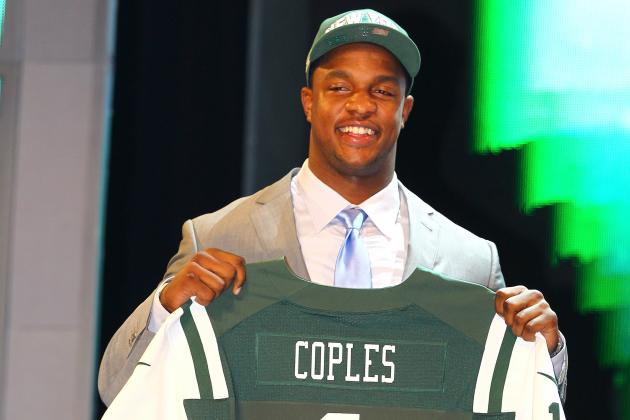 2012 NFL Draft: Quinton Coples and Best Value Picks from First Round