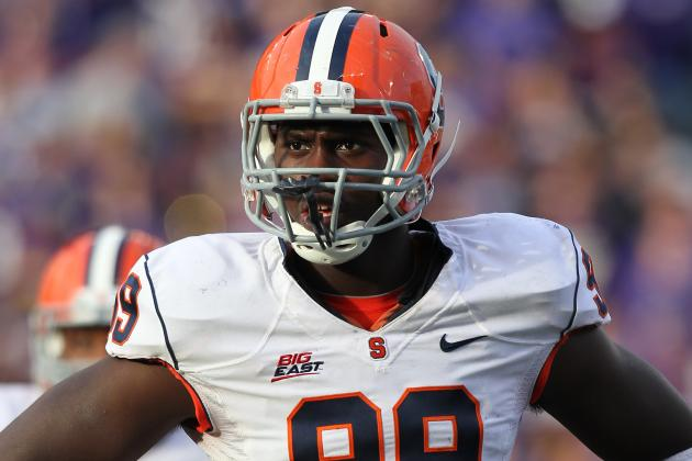 New England Patriots: Grading the Team's First Round of 2012 NFL Draft