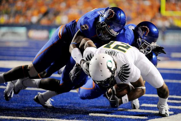 San Diego Chargers 2012 Draft: Who Will Team Select in Second & Third Rounds?