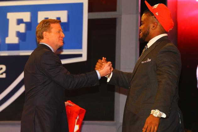 Kansas City Chiefs 2012 NFL Draft: Expectations for 1st-Round Pick Dontari Poe