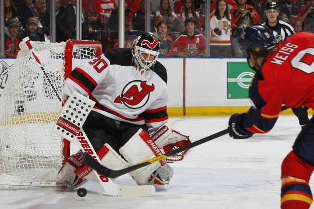 Martin Brodeur's Veteran Leadership Enables Devils to Outlast Panthers