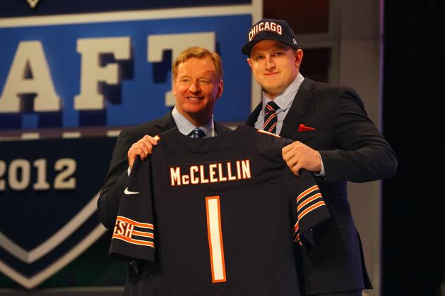 2012 NFL Draft Results: What Should the Chicago Bears Expect from Shea McClellin