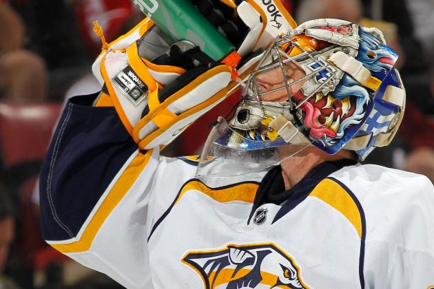 NHL Playoffs 2012: Western Conference Semifinals Series Odds, Preview