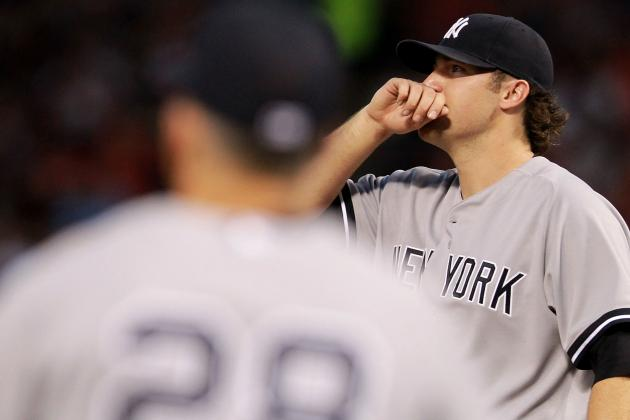 New York Yankees: Will Andy Pettitte Bump Phil Hughes from Rotation?