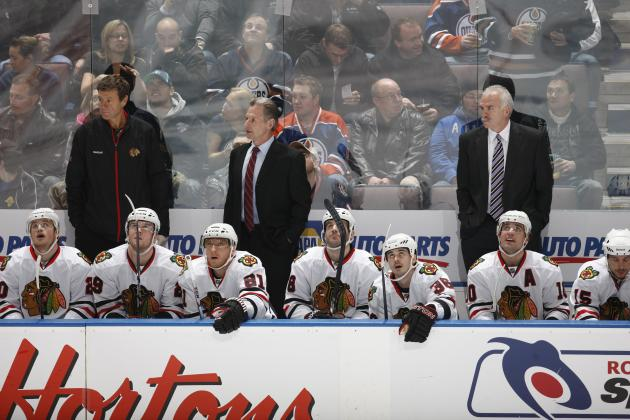 Chicago Blackhawks: Time for a Change, but on Which Coach Will the Axe Fall?