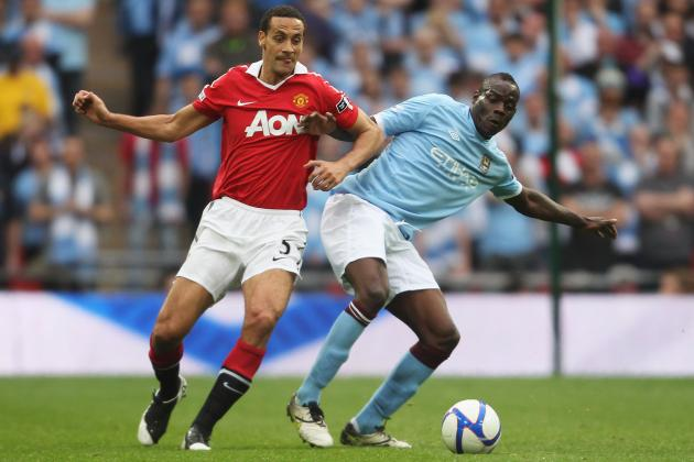 Manchester United: Jonathan Evans and Rio Ferdinand Crucial at Manchester City