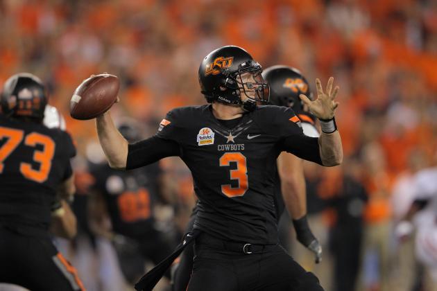 Brandon Weeden: Why Cleveland Browns Draft Pick Spells End of Colt McCoy Era