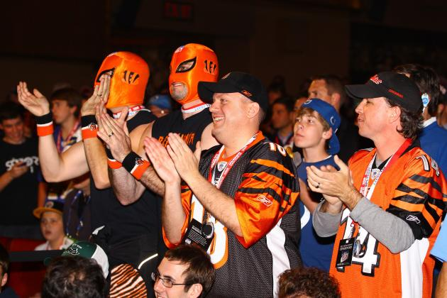 NFL Draft: Potential Targets for the Cincinnati Bengals in the Second Round