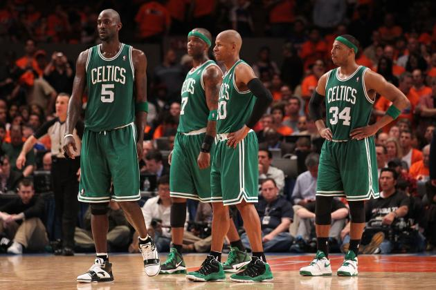 NBA Playoffs 2012: Boston Celtics and Old Teams That Have No Shot