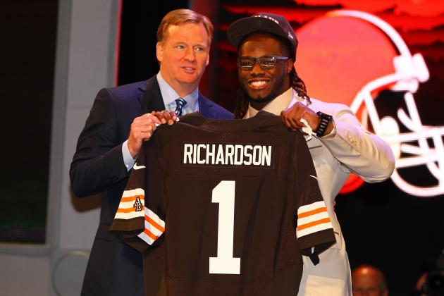 2012 NFL Draft: Browns Seize Destiny, Surrender to It in the Course of an Hour?