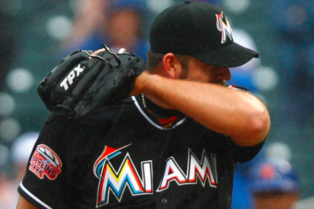 NL Worst of the Night: Heath Bell's Four Walks Blow Game for Miami Marlins