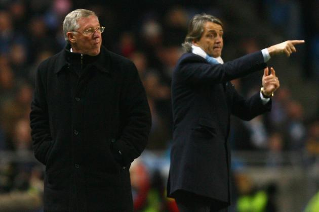 Manchester City vs. Manchester United: Predicting Starting Lineups for the Derby