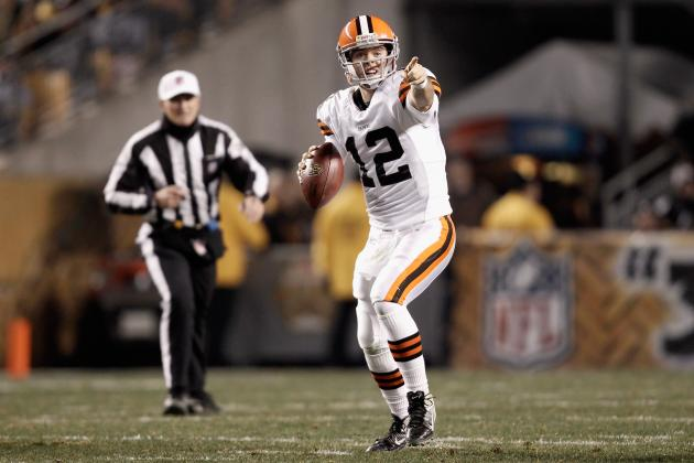 2012 NFL Draft: Green Bay Packers to Trade for Colt McCoy?