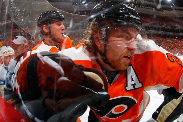 NHL Playoffs 2012: Complete Second-Round Television Schedule