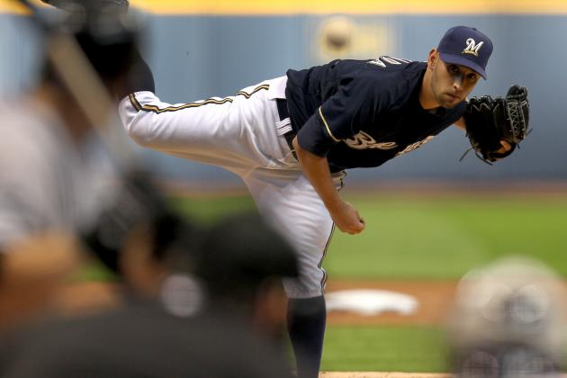 Milwaukee Brewers: Why the Brewers Will Be Better off with Marco Estrada