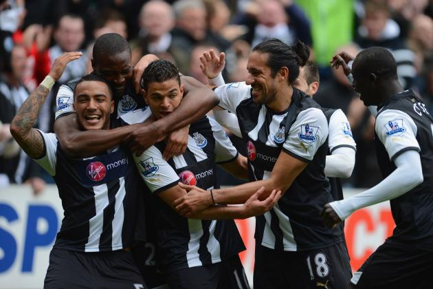 Newcastle United: Premier League's 4th Spot Smells Like Toon Spirit