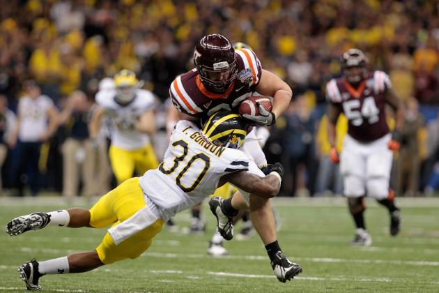 Big Ten Football Top 150 Players: No. 133, Thomas Gordon, Michigan Safety