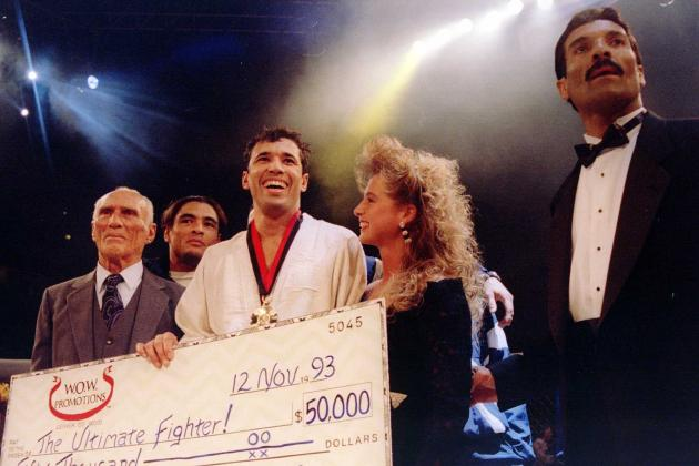 Royce Gracie's Legacy, BJJ's Relevance on the Decline in Modern MMA
