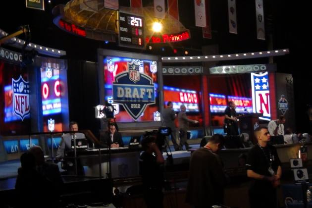 2012 NFL Mock Draft: Day 2 Predictions for the Bears, Packers, Lions and Vikings