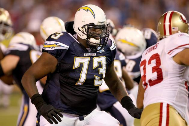 NFL Free Agents 2012: Predicting Where Top Remaining Players Will Sign