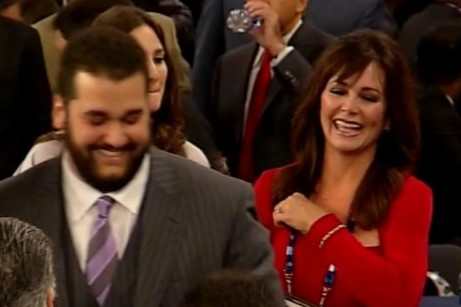 Matt Kalil's Mom: Vikings' Newest Star Takes Backseat to Mom at NFL Draft