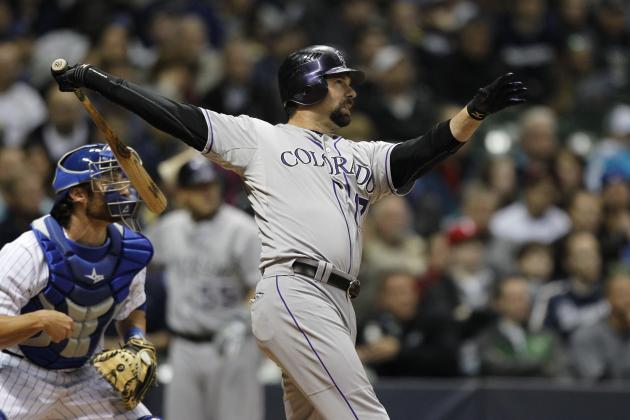 Colorado Rockies: Todd Helton Quietly Reaches Notable Milestone