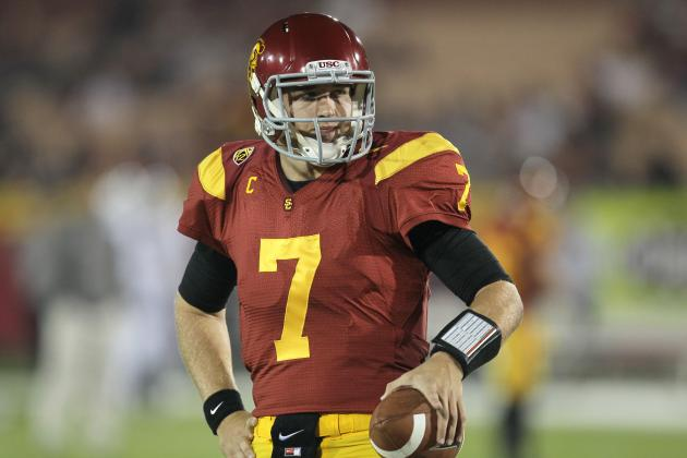 2013 NFL Mock Draft: Matt Barkley Leads Impressive Class of QBs