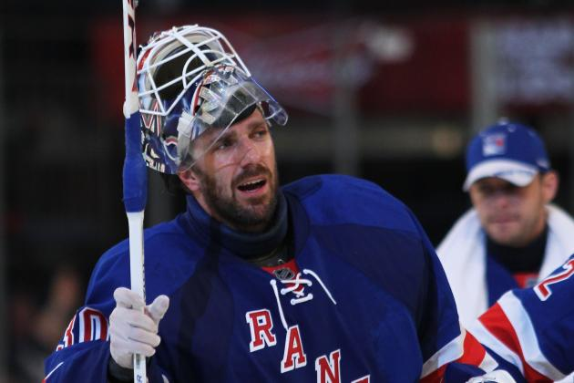 2012 NHL Awards: Henrik Lundqvist Will Win the Hart Memorial Trophy as NHL's MVP