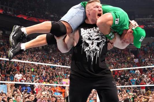 WWE Extreme Rules 2012: The Inconvenient Truth About Brock Lesnar