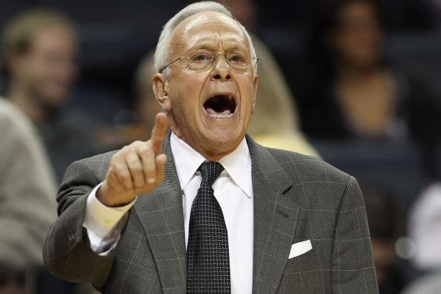 Larry Brown Cuts Starting PG
