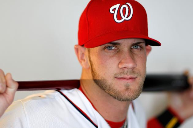 Washington Nationals Will Call Up Prospect Bryce Harper from Triple-A