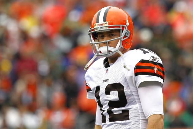 Colt McCoy Trade Rumors: Holding on to QB Is Cleveland's Best Option