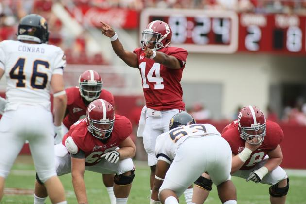 Alabama Quarterback Phillip Sims Announces Departure from Football Program