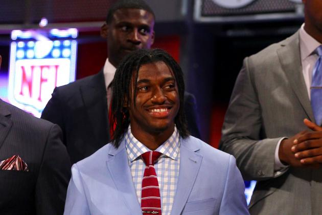 NFL Draft 2012 Results: Complete Recap of Day 1 Action