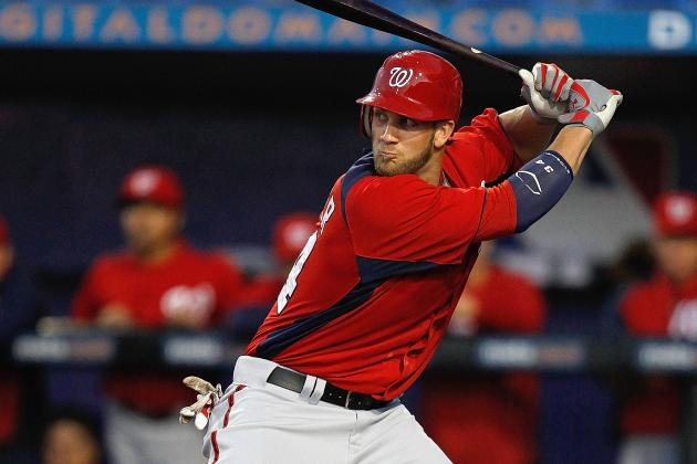 Bryce Harper to Be Called Up by Washington Nationals as Zimmerman Lands on DL