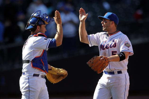 Ya Gotta Believe! How David Wright and the New York Mets Will Finish 2012 on Top