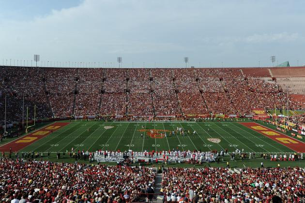 NFL and USC: Is Los Angeles Big Enough for the Two of Them?