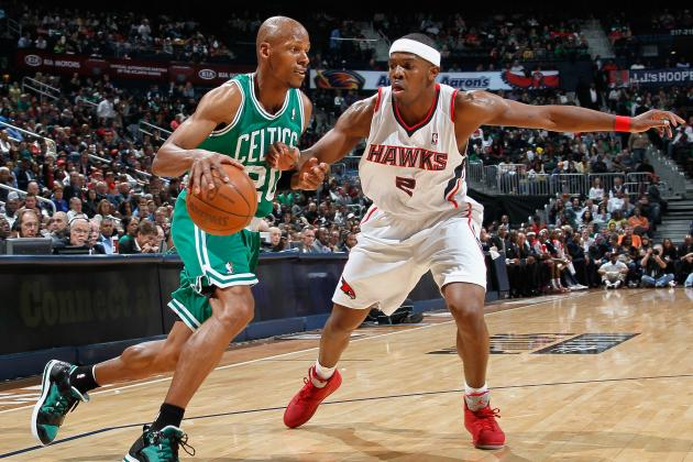 2012 NBA Playoff Preview and Predictions: Boston Celtics vs. Atlanta Hawks