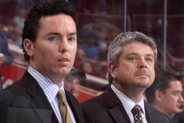2011-12 San Jose Sharks: Is Todd McLellan's System to Blame for Failed Season?