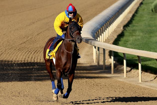 Kentucky Derby 2012: Horses That Can Win the Derby