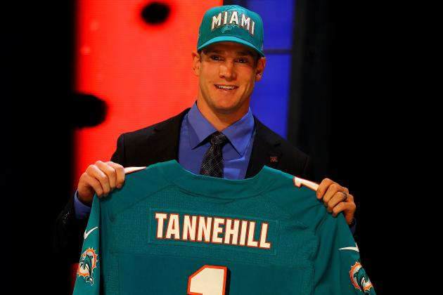 Miami Dolphins 2012 Draft: Why Ryan Tannehill Was a Better Pick Than Jake Locker