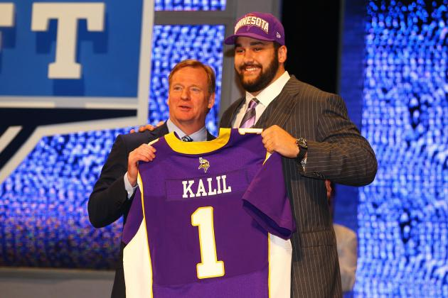 2012 NFL Draft Grades: Breaking Down First Round for Powerhouse NFC North