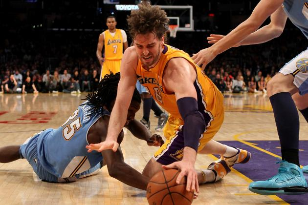 2012 NBA Playoff Preview and Predictions: Lakers vs. Nuggets