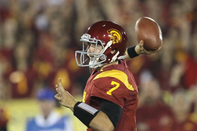 2013 NFL Mock Draft: Matt Barkley and Surefire Pros Destined for Top 10