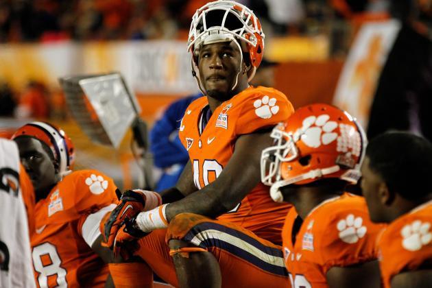 Jacksonville Jaguars: Grading the Team's Second Round of 2012 NFL Draft