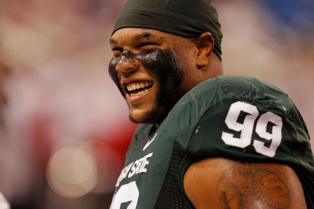 2012 Green Bay Packers Draft Results: Grading the Selection of Jerel Worthy
