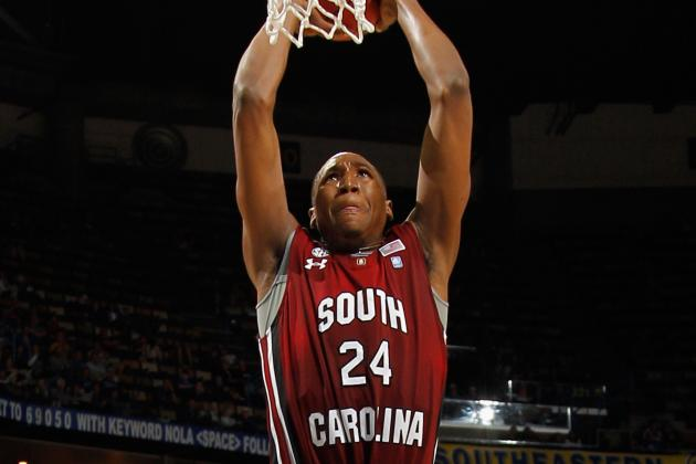 South Carolina Basketball: Damontre Harris Seeks Transfer; Could Return to USC
