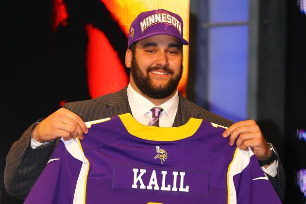 Vikings Draft Picks 2012: Matt Kalil, Harrison Smith Perfect 1st Round Picks
