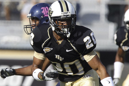 Minnesota Vikings Draft UCF Cornerback Josh Robinson with 66th Pick